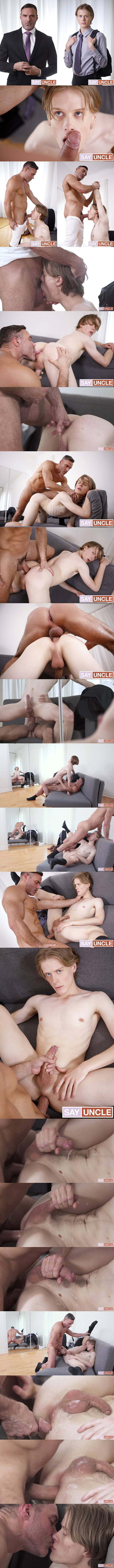 Missionaryboys - Manly gay porn star President Skye (aka Manuel Skye) barebacks twink boy Elder Hill (aka Adrian Hill) in different positions before he fucks the cum out of Adrian and breeds him in Missionary Surveillance 02